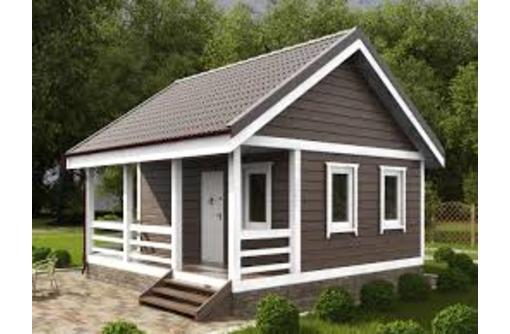 Каркасные дома в Сочи, Адлере, фото — «Реклама Сочи»