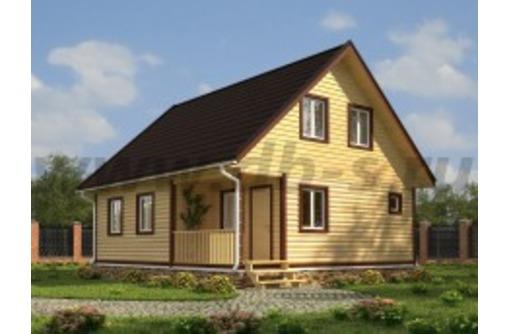 Строительство деревянных домов, фото — «Реклама Сочи»