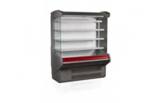 холодильная горка среднетемпературная, фото — «Реклама Краснодара»