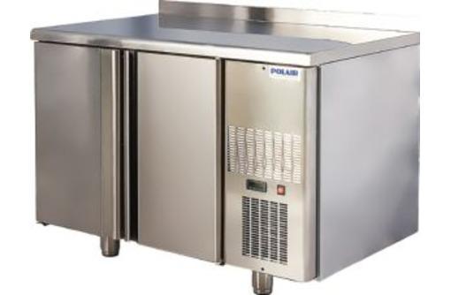 холодильный стол среднетемпературный, фото — «Реклама Краснодара»