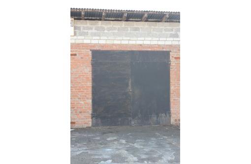 Продаётся кирпичный гараж с подвалом, фото — «Реклама Лабинска»