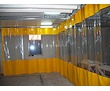 Шторы для автомойки из тента ПВХ, фото — «Реклама Краснодара»