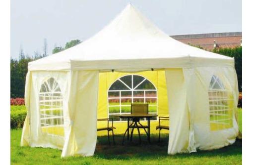 Недорогие шатры для летнего кафе. Изготовление, установка, гарантия., фото — «Реклама Приморско-Ахтарска»