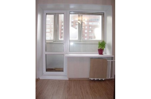 Окна пластиковые. Балконы., фото — «Реклама Краснодара»