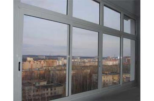 Раздвижные алюминиевые лоджии в Сочи, фото — «Реклама Сочи»