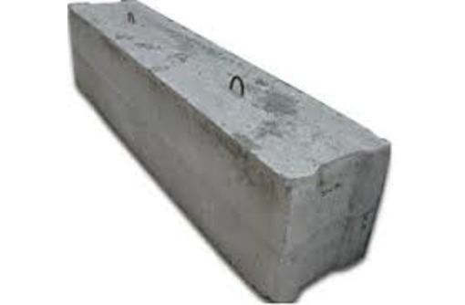 Блок фундаментный  ФБС 24-3-6, фото — «Реклама Краснодара»