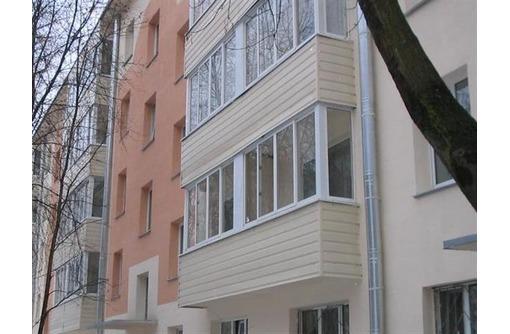 Остекление балконов и лоджий в Сочи, фото — «Реклама Сочи»
