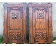 Двери с резьбой из массива дерева под заказ., фото — «Реклама Апшеронска»