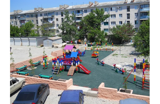 Детские игровые площадки., фото — «Реклама Краснодара»