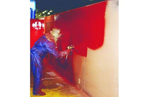 Антикоррозионная окраска, фото — «Реклама Туапсе»