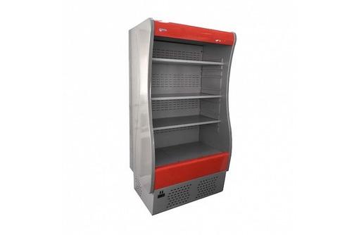 Холодильная витрина- горка средне-температурная ПОЛЮС, фото — «Реклама Краснодара»