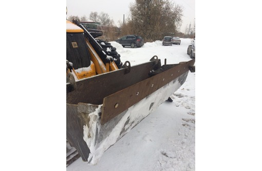 Нож ковша (отвала) JCB 3CX; 4CX сталь Hardox HB 500, фото — «Реклама Новороссийска»