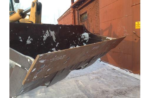 Нож ковша (отвала) фронтального погрузчика сталь Hardox 500, фото — «Реклама Новороссийска»