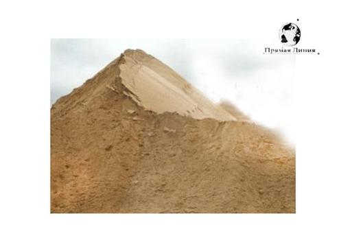 Купить песок в Краснодаре с доставкой, фото — «Реклама Краснодара»