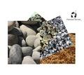 Щебень, песок, отсев, булыжник,галька в Краснодаре - Сыпучие материалы в Кубани
