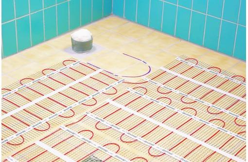 Устройство теплых полов (электрические), фото — «Реклама Сочи»