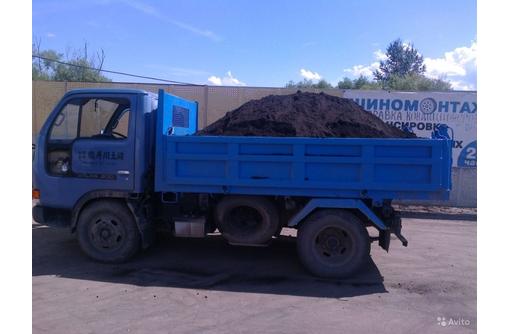 Чернозем (доставка). Самосвалом., фото — «Реклама Адлера»