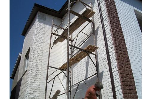 Фирменные термопанели для утепления фасада, фото — «Реклама Туапсе»