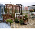 Садовая, уличная мебель из массива от Производителя. - Ландшафтный дизайн в Кубани