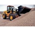 Щебень, песок, булыжник, гравий, отсев, пгс, гпс с доставкой от 10 м3 Краснодар - Сыпучие материалы в Краснодаре