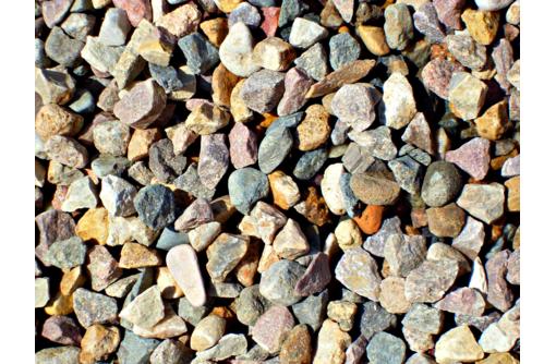Щебень гравийный ГОСТ 8267-93, гравий, песок речной, отсев гравийный, песок крупнозернистый 0-5, фото — «Реклама Краснодара»