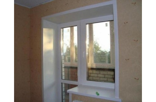отделка откосов и дверных проемов, фото — «Реклама Краснодара»