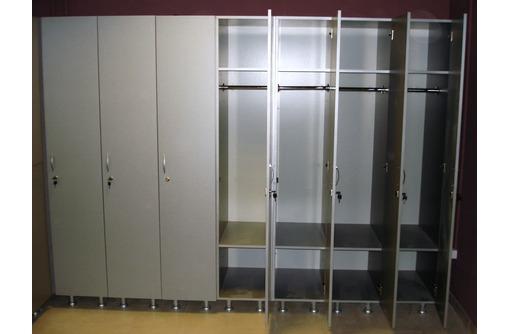 Шкафы для фитнес-залов, раздевалок, спортзалов, фото — «Реклама Краснодара»