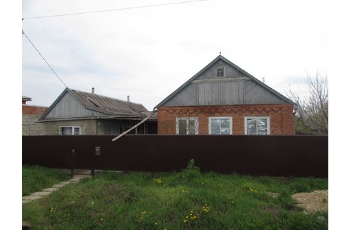 Дом общ. пл. 130 кв. м. на участке 8 соток в ст. Марьянской, фото — «Реклама Краснодара»