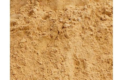 Песок карьерный крупнозернистый 0-5, песок речной мытый с доставкой Краснодар Щебень Отсев, фото — «Реклама Краснодара»