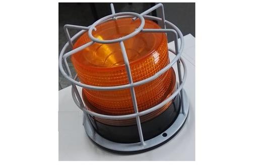 маячок проблесковый светодиодный на 220в, фото — «Реклама Краснодара»