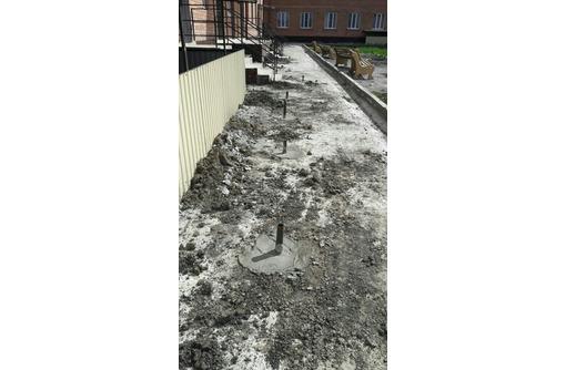 Усиление фундамента дом ангар здание, фото — «Реклама Новороссийска»