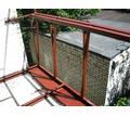 Балконы пластиковые (расширение в две стороны) - Балконы и лоджии в Краснодаре