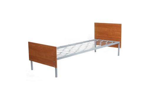 Деревянные кровати, Кровати металлические с деревянными спинками, Кровати из массива сосны, фото — «Реклама Сочи»