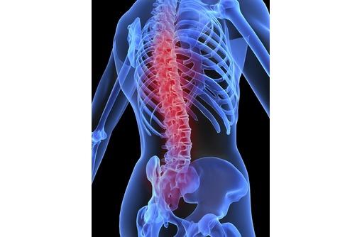 Лечение позвоночника точечно-биоэнергетическим массажем, фото — «Реклама Анапы»