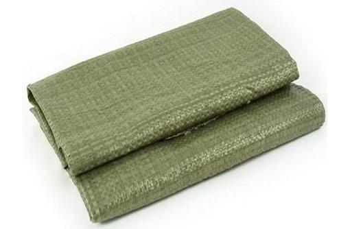 мешки полипропиленовые зеленые 55*95 см., фото — «Реклама Краснодара»