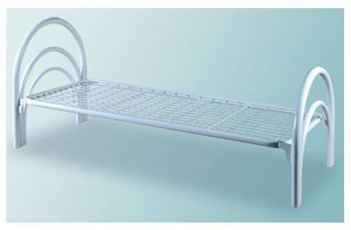 Одноярусные кровати, Кровати металлические, Кровати в больницы, фото — «Реклама Сочи»