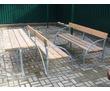 Скамейки и столики для дачи  Апшеронск, фото — «Реклама Апшеронска»