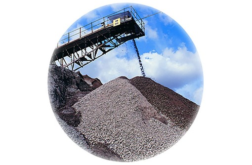 Гравий галька щебень отсев песок булыжник ГПС, фото — «Реклама Краснодара»