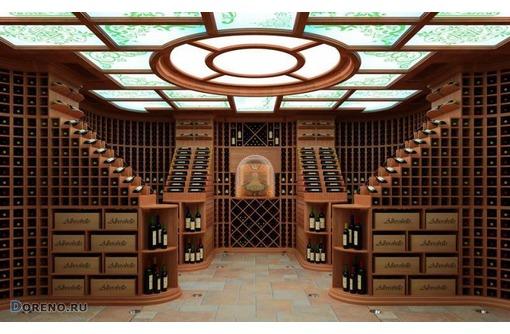 Строительство винных погребов, фото — «Реклама Сочи»