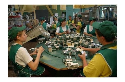 Упаковщик чайных пакетиков, фото — «Реклама Тимашевска»