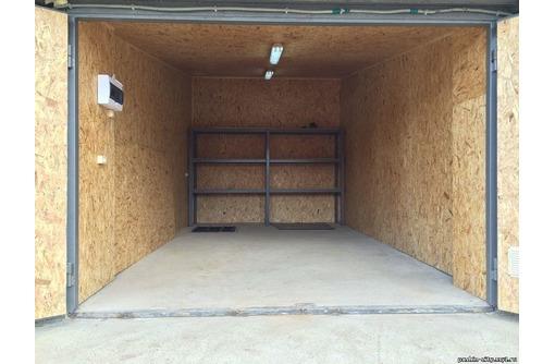 утепление гаража ОСБ плитами, фото — «Реклама Краснодара»