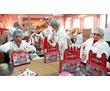 Сборщики/упаковщики сладких подарков, фото — «Реклама Крымска»