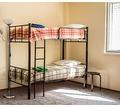 Кровати двухъярусные, односпальные для хостелов и гостиниц - Мебель для спальни в Сочи
