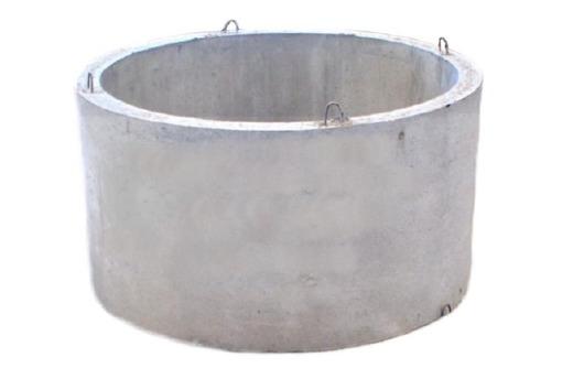 ЖБИ кольца собственного производства КС 15-6, фото — «Реклама Краснодара»