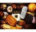Сдоба, слойка, рулет, гата, творожник, кекс, баба ромовая - Продукты питания в Кубани