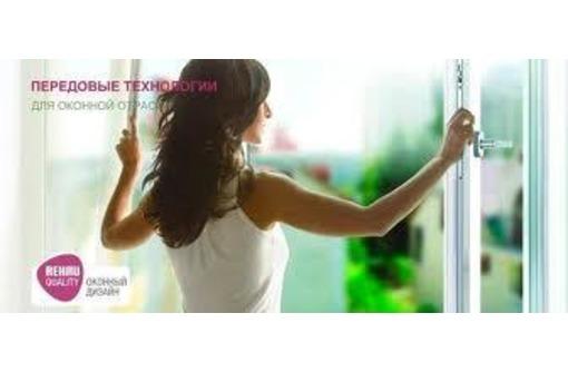 Окна и двери, витражи REHAU, фото — «Реклама Краснодара»