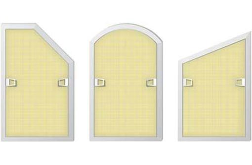 Москитная сетка арочная, москитная сетка трапеция, фото — «Реклама Краснодара»
