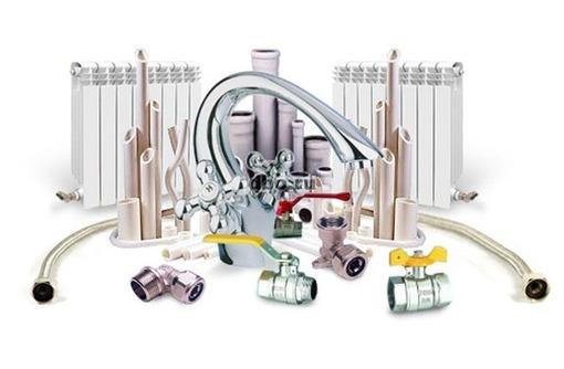 Услуги сантехника монтаж и демонтаж оборудования, фото — «Реклама Геленджика»