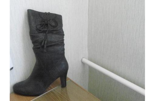 Сапоги женские зимние новые, фото — «Реклама Ейска»