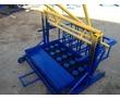 Станок для про-ва шлакоблоков ЭСТ-4 на 4 блока., фото — «Реклама Армавира»